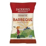 [Jacksons Honest Chips] Potato Chips-With Coconut Oil Barbeque