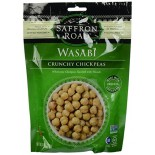 [Saffron Road] Snacks Crunchy Chickpeas, Wasabi  At least 70% Organic