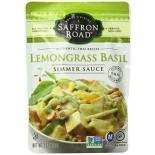 [Saffron Road] Simmer Sauces Lemongrass Basil