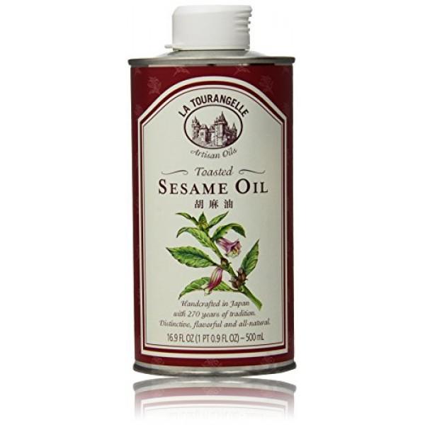 [La Tourangelle]  Sesame Oil, Roasted