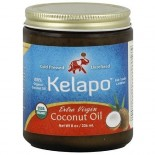 [Kelapo] Coconut Oil Extra Virgin, Fair Trade  At least 95% Organic