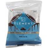 [Element] Rice Cakes Dark Chocolate 2CT