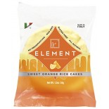 [Element] Rice Cakes Sweet Vanilla/Orange 2CT