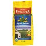 [De La Estancia]  Polenta, Organic  100% Organic