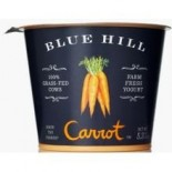 [Blue Hill Yogurt] 100% Grass Fed-Yogurt Carrot