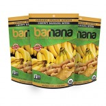 [Barnana]  Banana Bites, Peanut Butter  At least 95% Organic