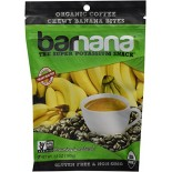 [Barnana] Chewy Banana Bites Coffee  At least 95% Organic