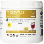 [Mushroom Matrix] Mushroom Powder Turkey Tail, Holistic Defense  100% Organic