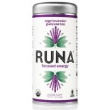 [Runa] Loose Leaf Tea Guayusa, Sage/Lav, Fcsd Energy  At least 95% Organic