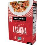[Cooksimple]  Skillet Lasagna