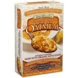 [Glutenfreeda Foods] Instant Oatmeal Banana Maple, 6 Ct