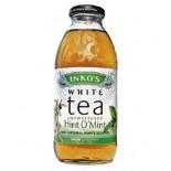 [Inkos White Tea] White Iced Teas, RTD Hint o Mint, Unsweetened