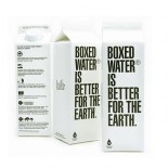 [Boxed Water Is Better]  Carbon Filtered Water