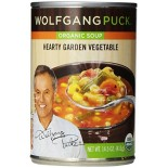 [Wolfgang Puck] Natural Soup & Meal Cups Vegetable, Thick Hearty  At least 95% Organic