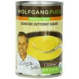 [Wolfgang Puck] Gluten Free Organic Soups Butternut Squash, Creamy  At least 95% Organic