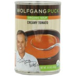 [Wolfgang Puck] Soups and Broths Tomato, Creamy  At least 95% Organic