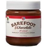 [Barefoot & Chocolate]  Hazelnut Chocolate Spread
