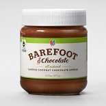 [Barefoot & Chocolate]  Almond Coconut Chocolate Spread