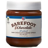 [Barefoot & Chocolate]  Dark Chocolate Almond Spread