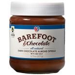 [Barefoot & Chocolate]  Dark Chocolate Almond Spread