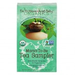 [Earth Mama Angel Baby] Pregnancy Products Mama-2-Be Tea Sampler  100% Organic