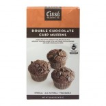 [Cisse] Fair Trade-Baking Mixes Double Chocolate Chip Muffin