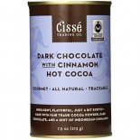 [Cisse] Fair Trade-Hot Cocoa Dark Chocolate w/Cinnamon
