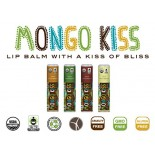 [Mongo Kiss] Lip Balm Unflavored  At least 95% Organic