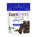 [Bark Thins] Snacking Chocolate Dark Chocolate, Blueberry Quinoa