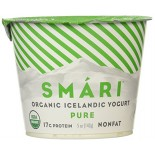 [Smari Organics] Organic Icelandic Yogurt Pure, NF  At least 95% Organic