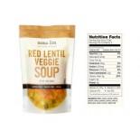 [Nona Lim] Soup Red Lentil Veggie