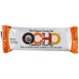 [Ocho] Organic Candy Bar Peanut Butter  At least 95% Organic