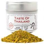 [Gustus Vitae Condiments]  Taste of Thailand
