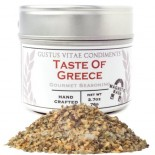 [Gustus Vitae Condiments]  Taste of Greece