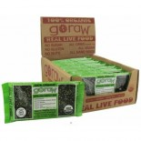 [Go Raw] Bars Sweet Spirulina Sprouted  At least 95% Organic