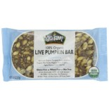 [Go Raw] Bars Live Granola Bar, Pumpkin  100% Organic