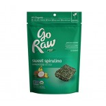 [Go Raw] Sprouted Bites Spirulina  100% Organic