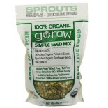 [Go Raw] Sprouted Seeds Super Simple  At least 95% Organic