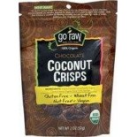 [Go Raw] Coconut Crisps Choco Chunk  At least 95% Organic