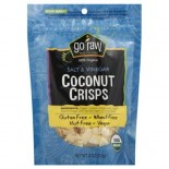 [Go Raw] Coconut Crisps Salt & Vinegar  100% Organic