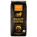 [Marley Coffee] Coffee-Bags-Ground Get up Stand Up, Light Roast  100% Organic