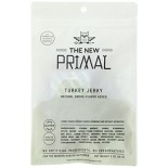 [New Primal]  Turkey Jerky, Smoke Flavored