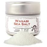 [Gustus Vitae Condiments]  Wasabi Sea Salt