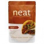 [Neat] Meat Replacement Mix, Shelf Stable Mexican, Soy Free/Gluten Free