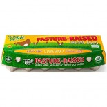 [Pasture Verde] Organic Pasture Raised Eggs Large Grade A  At least 95% Organic
