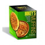 [Mikey`S Muffins] English Muffins Toasted Onion