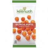 [I Heart Keenwah] Quinoa Puffs Sweet Chili