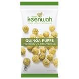[I Heart Keenwah] Quinoa Puffs Herbes De Provence
