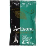[Artisana] Nut Butters Coconut, Raw, Squeez Pack  At least 95% Organic