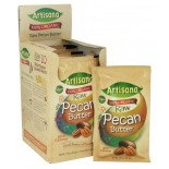 [Artisana] Nut Butters Pecan, Raw, Squeez Pack  At least 95% Organic